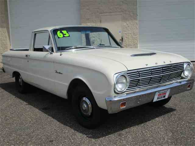Picture of '63 Ranchero - NO5W