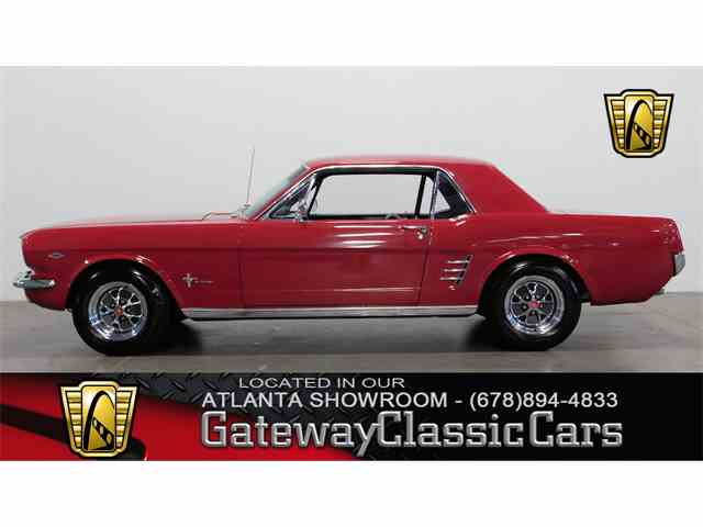 Picture of 1966 Ford Mustang located in Alpharetta Georgia Offered by  - NO62