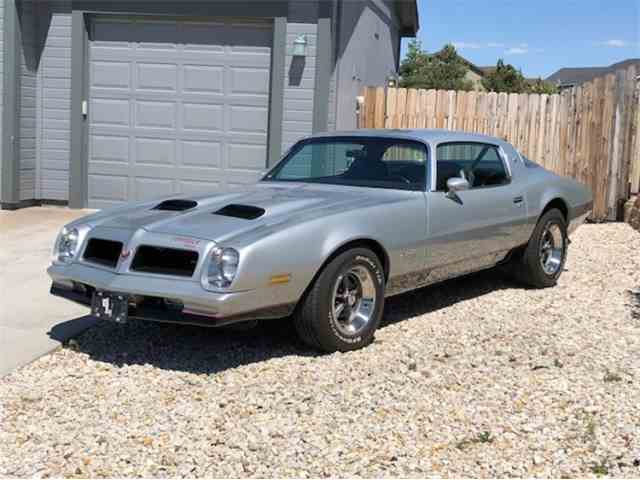 Picture of 1976 Firebird Auction Vehicle Offered by  - NO63