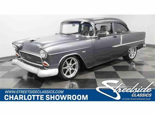 Picture of '55 Chevrolet 210 located in Concord North Carolina - NO65