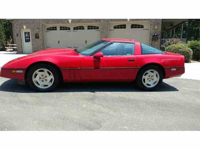 Picture of '88 Corvette - NO6A
