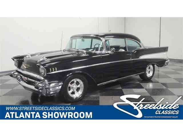 Picture of Classic '57 Chevrolet Bel Air located in Lithia Springs Georgia - $37,995.00 - NO6X