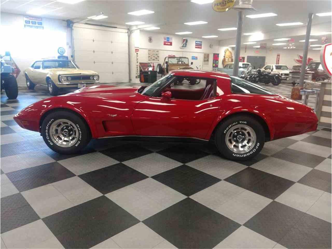 Large Picture of '79 Corvette - NO74