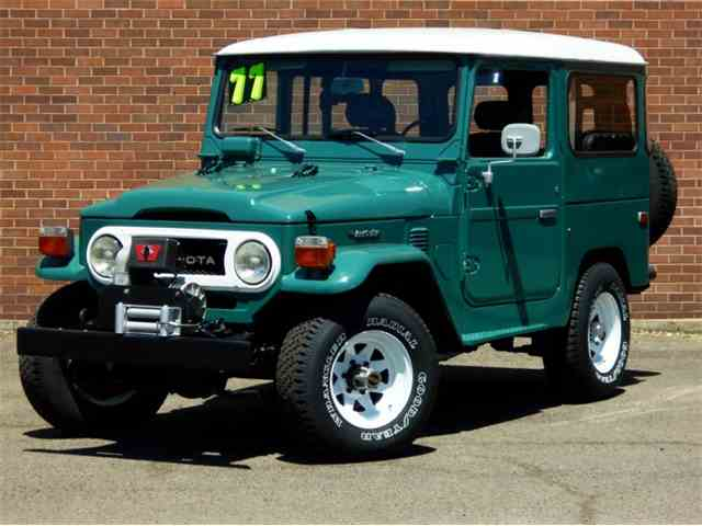 Picture of '77 Toyota Land Cruiser FJ Auction Vehicle Offered by  - NO75