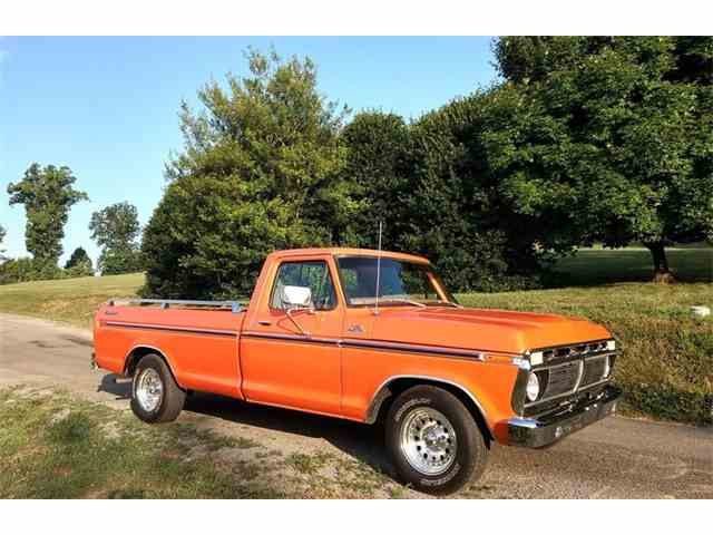 Picture of '77 F100 located in Greensboro North Carolina Auction Vehicle - NO7B