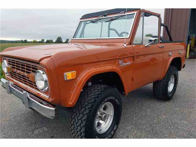 Picture of Classic 1969 Ford Bronco Auction Vehicle Offered by  - NL3Y