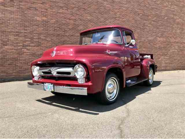 Picture of Classic '56 F100 located in Reno Nevada - NO7J