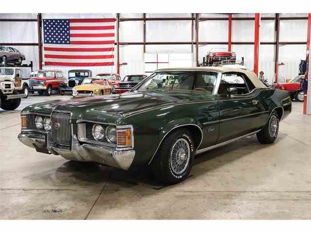 Picture of '72 Cougar - NO7Q