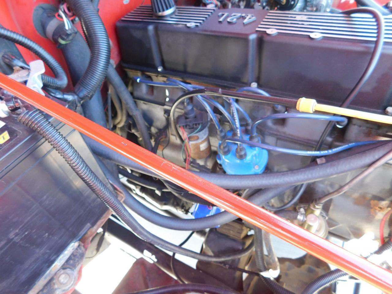 1986 Jeep Cj7 For Sale Cc 1104474 86 Engine Wiring Large Picture Of No7u