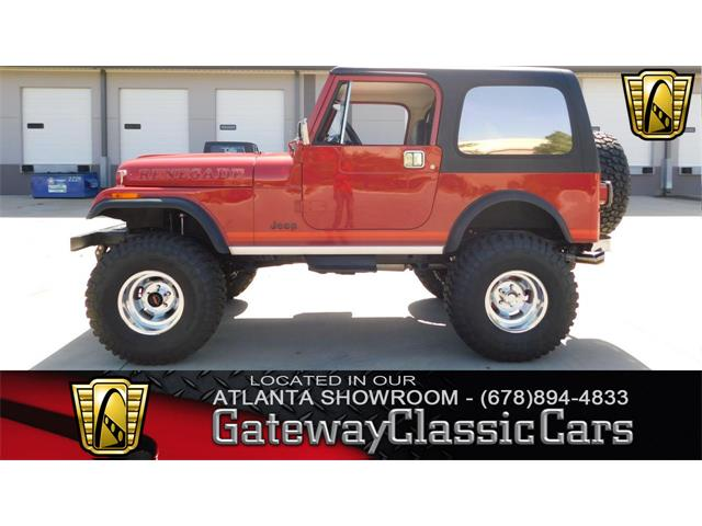 Picture of 1986 Jeep CJ7 located in Alpharetta Georgia - $41,595.00 - NO7U