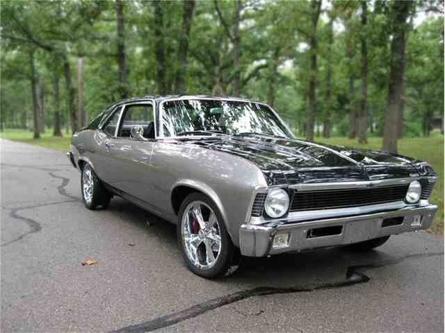 Picture of '72 Chevrolet Nova located in Greensboro North Carolina Auction Vehicle Offered by  - NO87