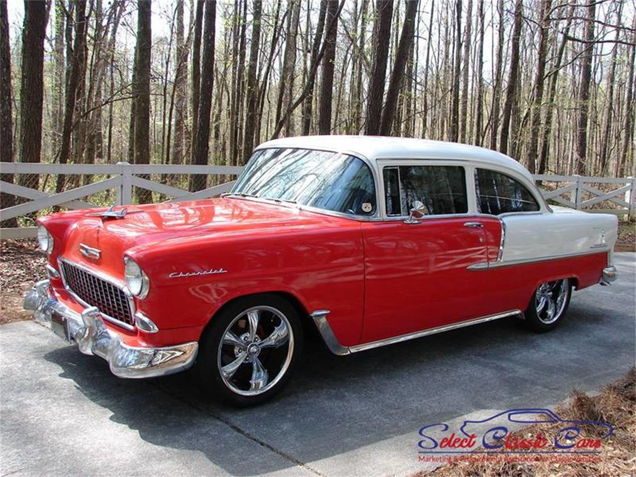 Large Picture of Classic '55 Bel Air - NO8J