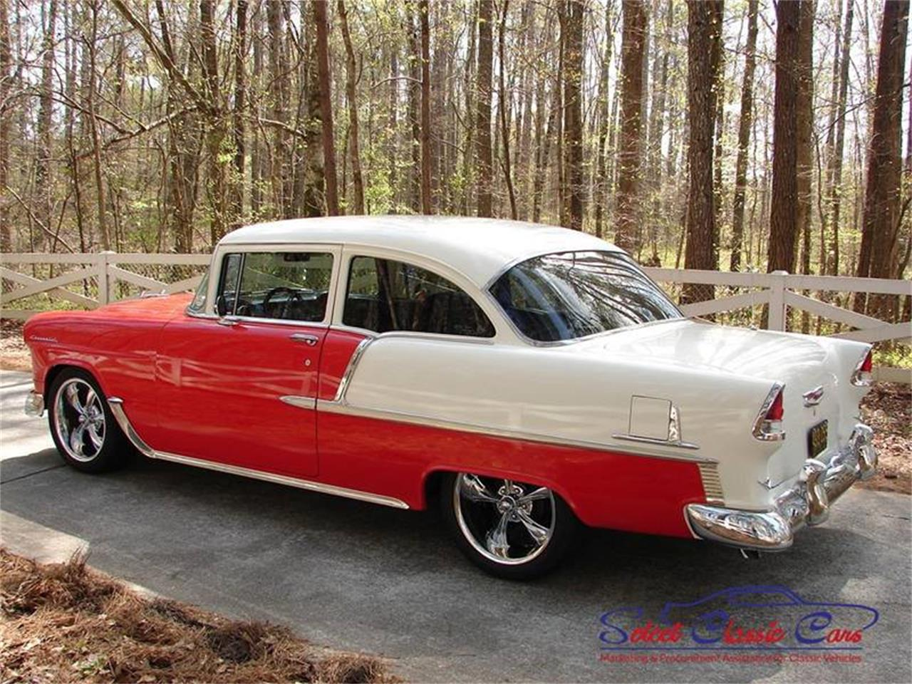 Large Picture of 1955 Chevrolet Bel Air Offered by Select Classic Cars - NO8J