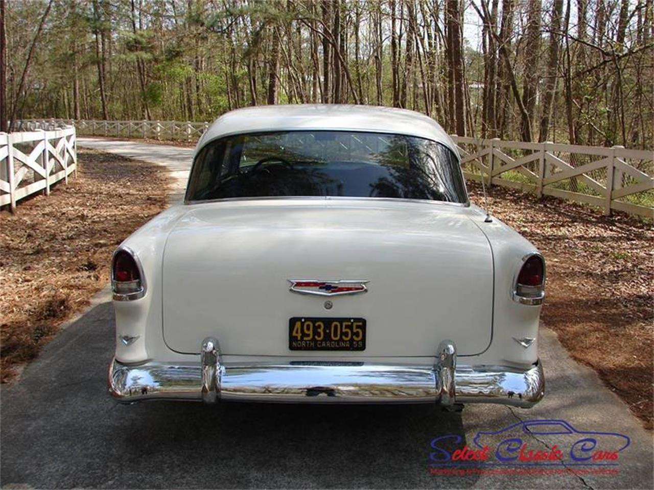 Large Picture of 1955 Chevrolet Bel Air - $37,500.00 - NO8J