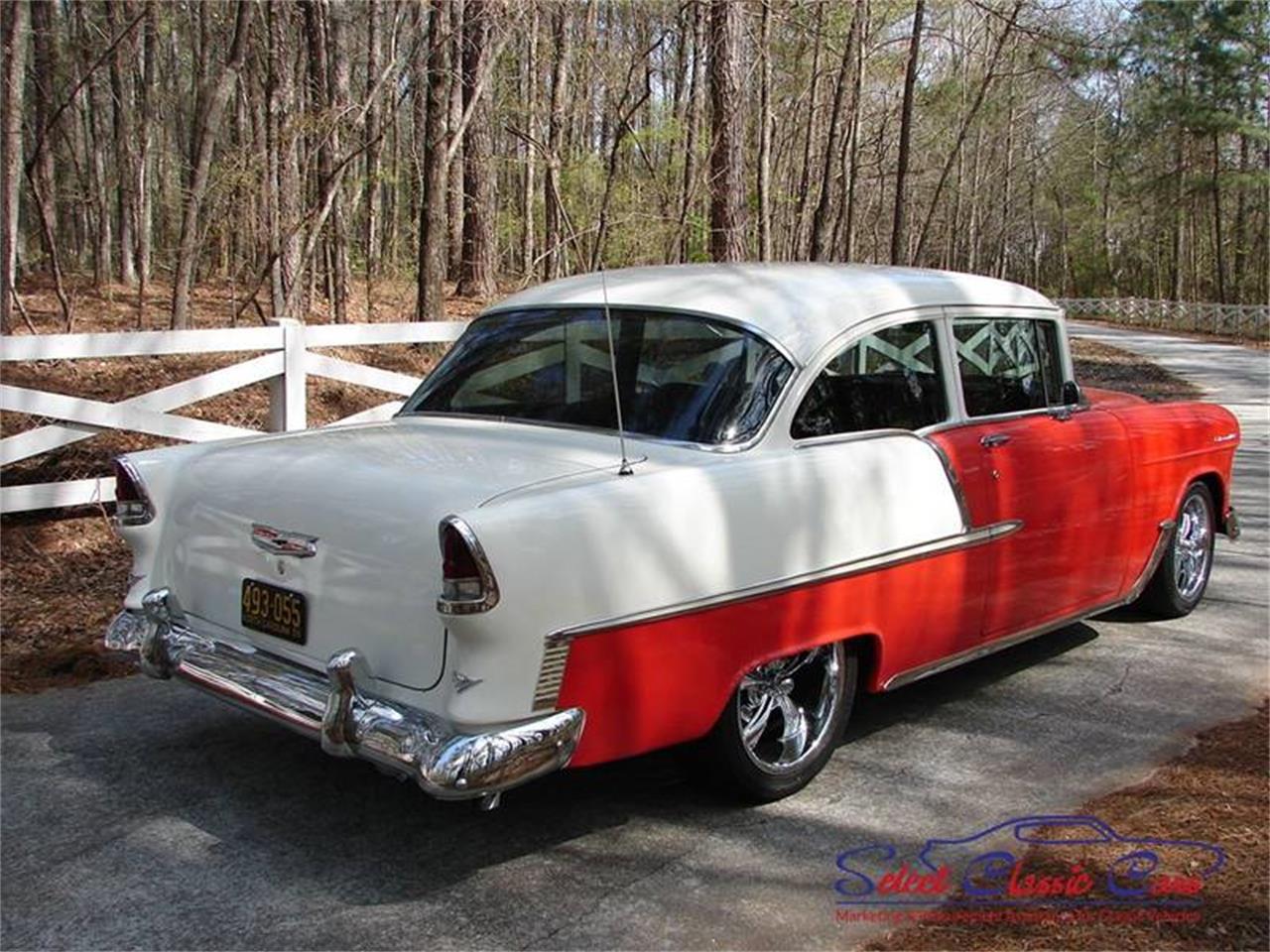 Large Picture of Classic 1955 Chevrolet Bel Air located in Hiram Georgia - $37,500.00 - NO8J