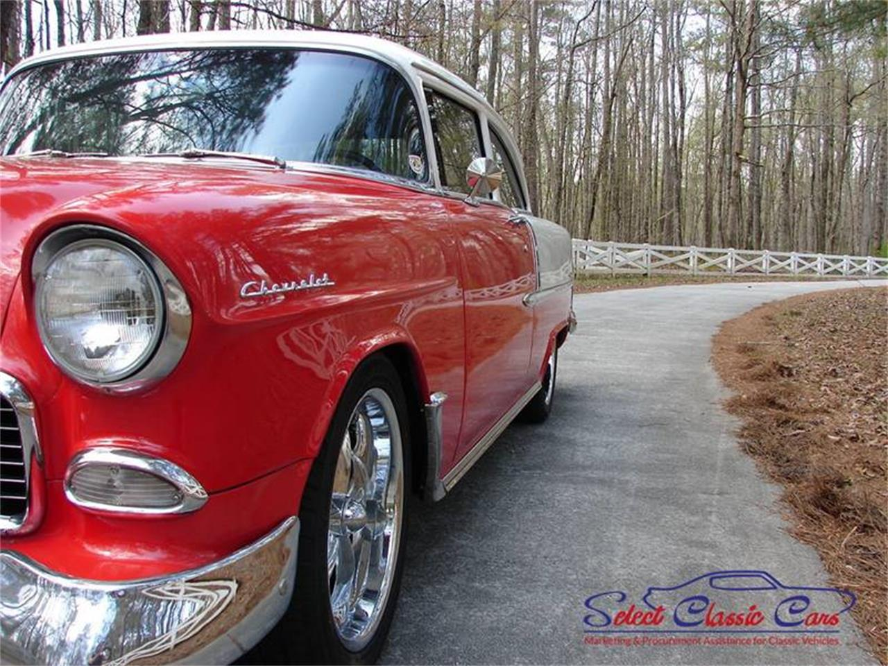 Large Picture of Classic '55 Chevrolet Bel Air - $37,500.00 - NO8J