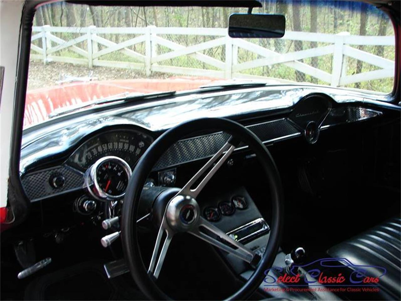 Large Picture of Classic '55 Bel Air located in Hiram Georgia - $37,500.00 Offered by Select Classic Cars - NO8J