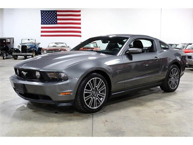 Picture of '10 Mustang - NO8P