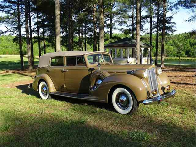 Picture of '38 Packard 160 located in Greensboro North Carolina Offered by  - NO8R