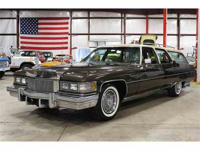 Picture of '74 Cadillac Fleetwood 60 Special Offered by  - NO8Z