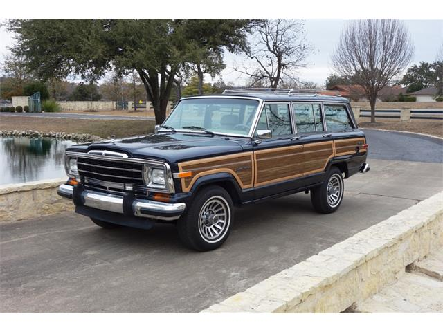 Picture of '91 Grand Wagoneer - NO93