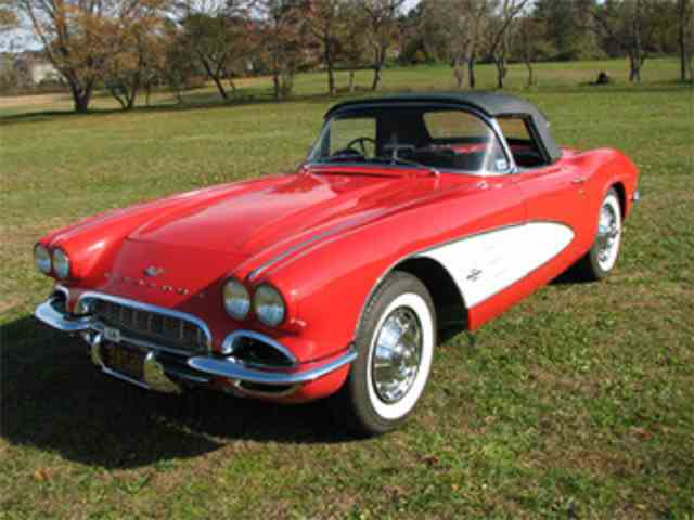 Picture of 1961 Chevrolet Corvette - $65,000.00 Offered by  - NO9G