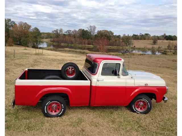 Picture of '59 F100 - NO9J