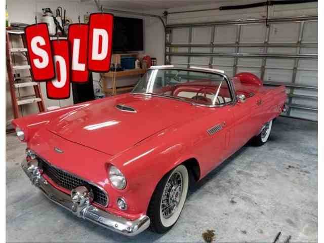 Picture of '56 Thunderbird - NOA6