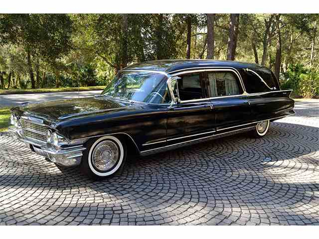 Picture of '62 Eureka Landau Funeral Coach located in Mt. Dora Florida Auction Vehicle Offered by  - NOAC