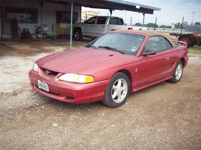 Picture of '98 Mustang - NOAK