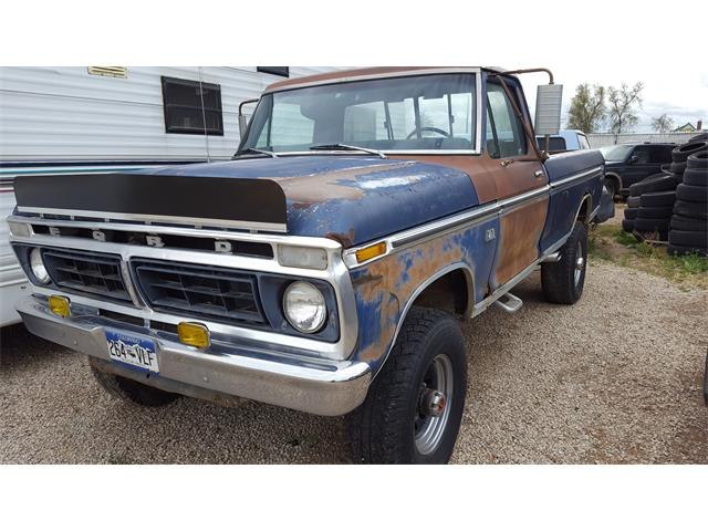 Picture of 1974 F250 located in Colorado - NOAU