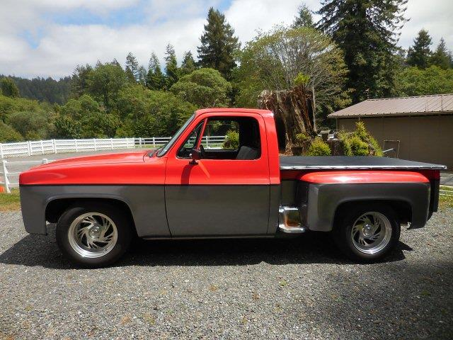Picture of '85 Chevrolet Stepside - $10,900.00 - NOB8