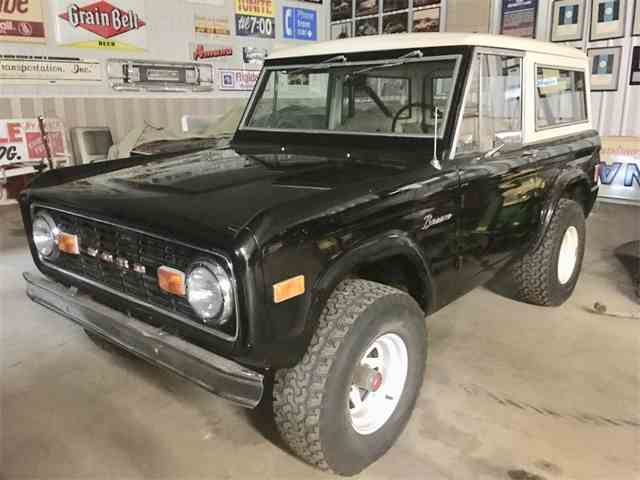 Picture of '77 Ford Bronco Auction Vehicle - NOBS