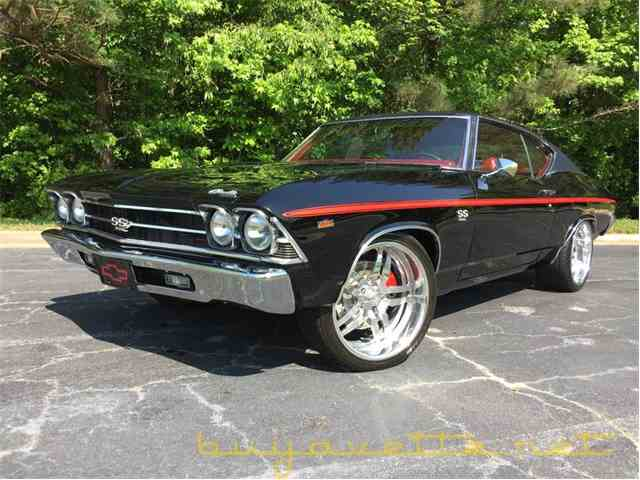 Picture of '69 Chevelle - NOBV