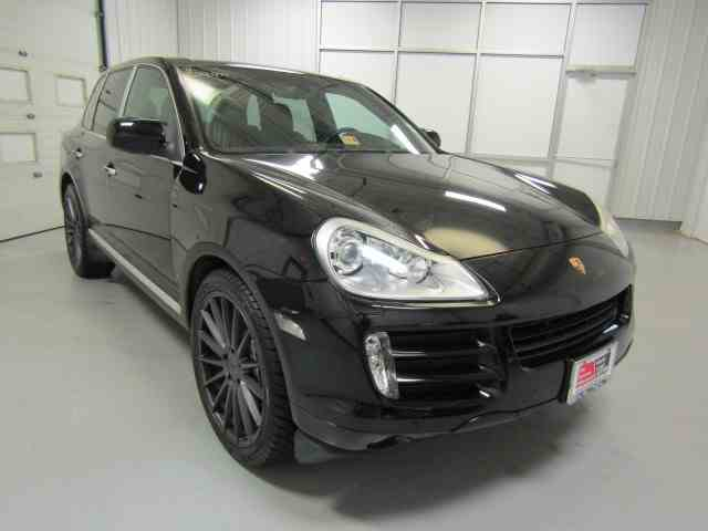 Picture of '08 Cayenne - NOCF