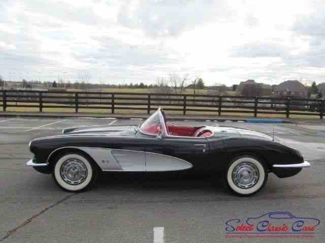 Picture of 1960 Corvette located in Hiram Georgia - $59,900.00 Offered by  - NOCV