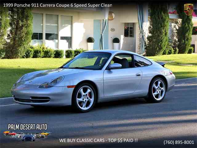 Picture of '99 911 Carrera - NOCY