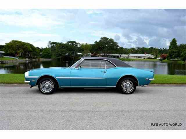 Picture of 1968 Chevrolet Camaro - $32,900.00 Offered by  - NOD2