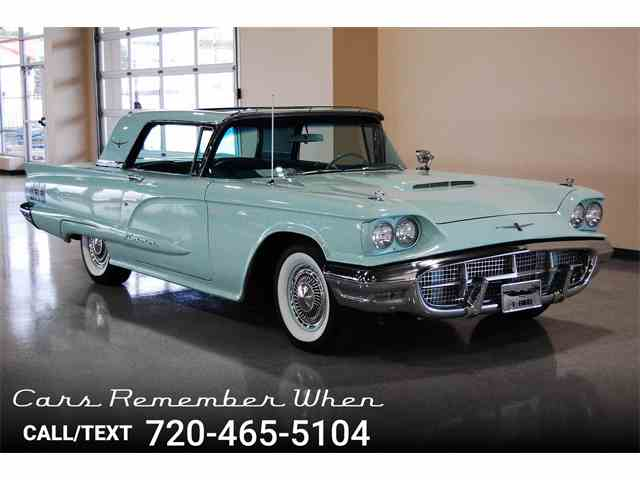 Picture of 1960 Ford Thunderbird located in Littleton Colorado Offered by  - NODS