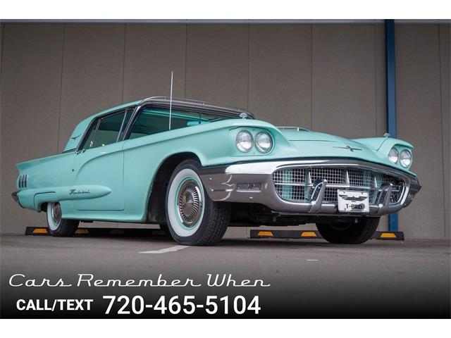 Picture of '60 Ford Thunderbird - NODS