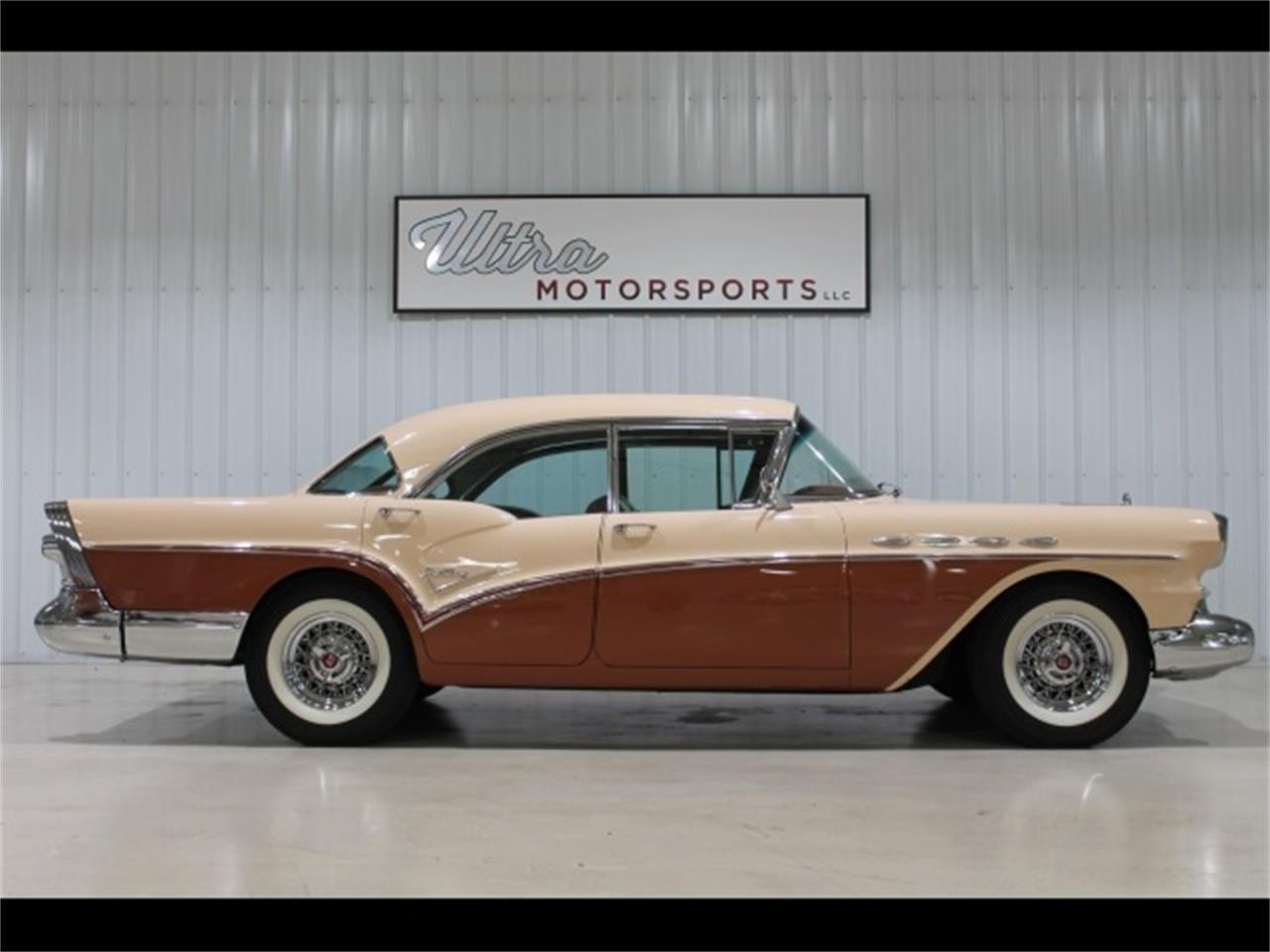 Large Picture of Classic 1957 Century located in Fort Wayne Indiana - $37,500.00 Offered by Ultra Motorsports - NOE1