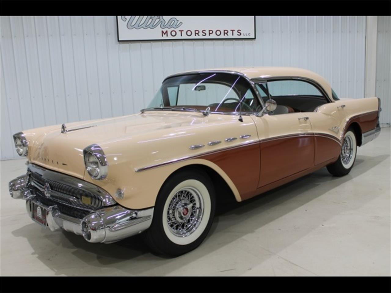 Large Picture of Classic '57 Buick Century located in Fort Wayne Indiana - $37,500.00 Offered by Ultra Motorsports - NOE1