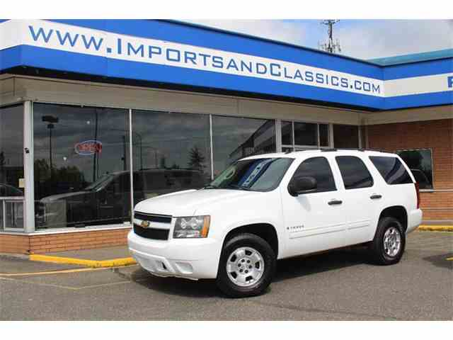 Picture of 2009 Tahoe located in Washington - $13,500.00 Offered by  - NOE5