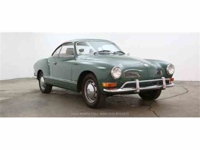 Picture of Classic 1971 Karmann Ghia located in Beverly Hills California - $14,750.00 Offered by  - NOEF