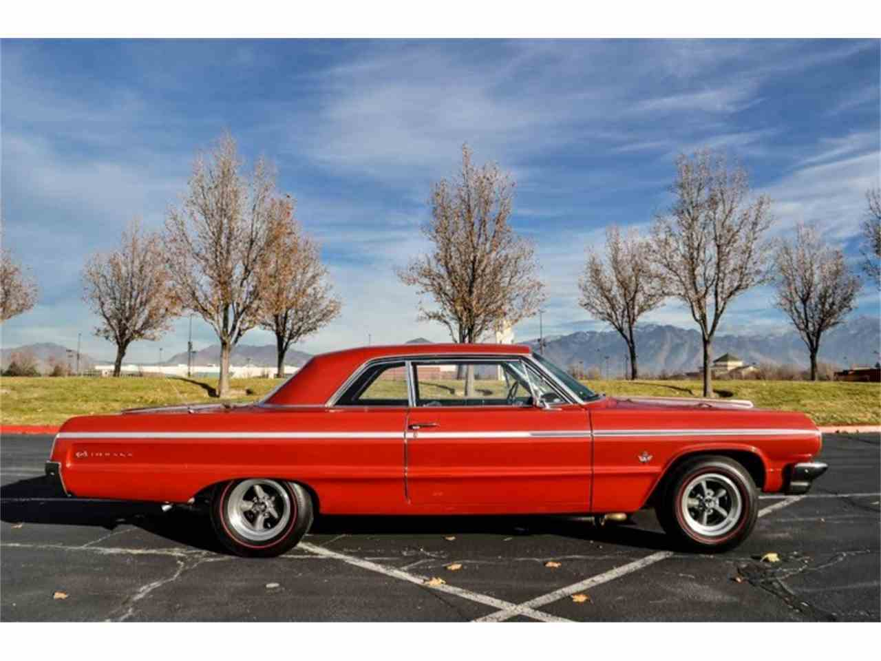 Large Picture of '64 Impala SS - NOES