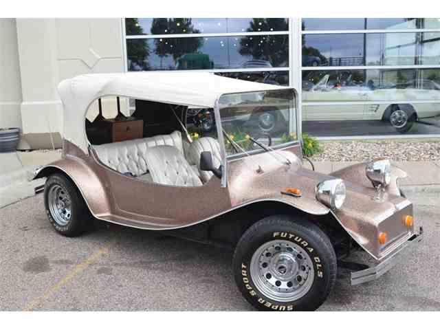 Picture of 1962 Volkswagen Dune Buggy - $6,995.00 - NOEU