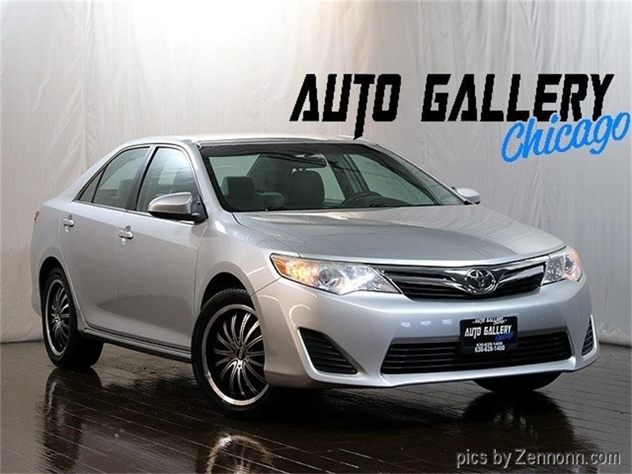 2012 Toyota Camry For Sale >> For Sale 2012 Toyota Camry In Addison Illinois
