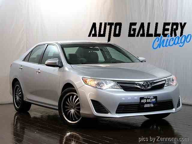 Picture of '12 Camry - NOF3