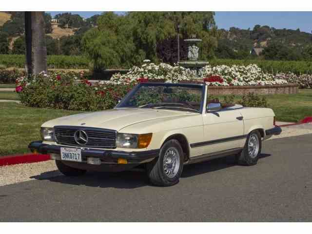 Picture of '78 450SL - NOF5