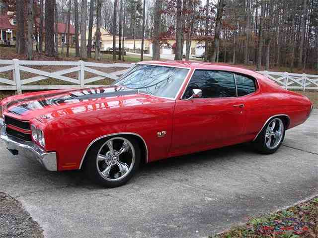 Picture of '70 Chevelle - NOF6